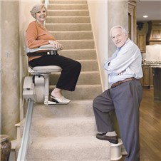 Lovely San Francisco Stair Lifts, Bruno Elite SRE 2010 Indoor Straight