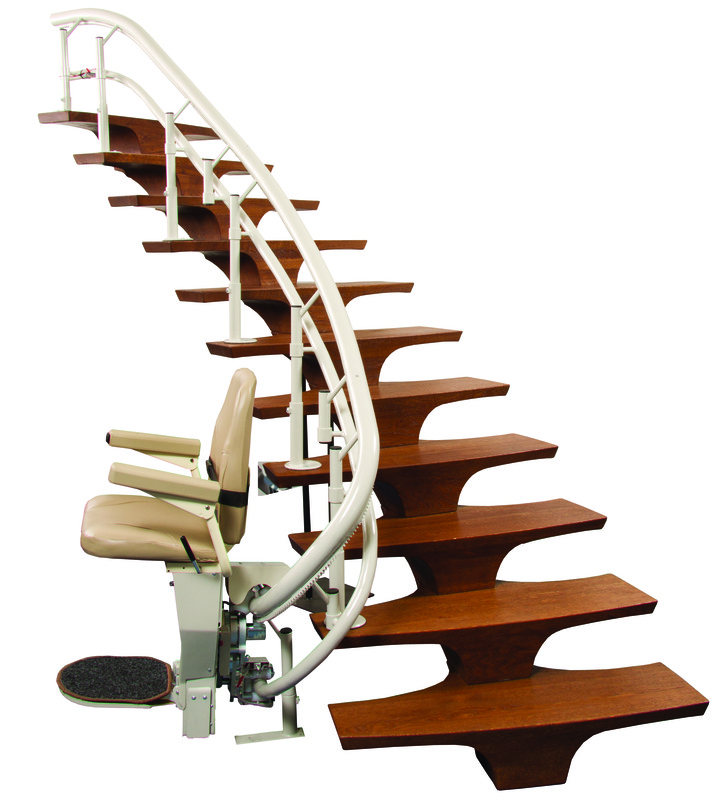 Image result for Elderly stairlifts