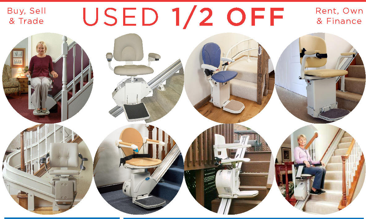 Elan Indoor Straight  Call Alameda Stair Lifts